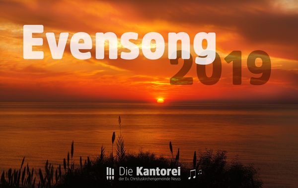 Evensong 2019