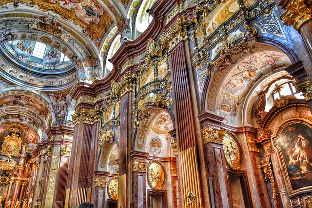 """Baroque at its best"""